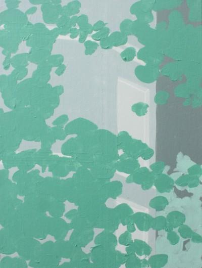 NO TITLE, 2013, acrylic on canvas, 40 X 30 cm